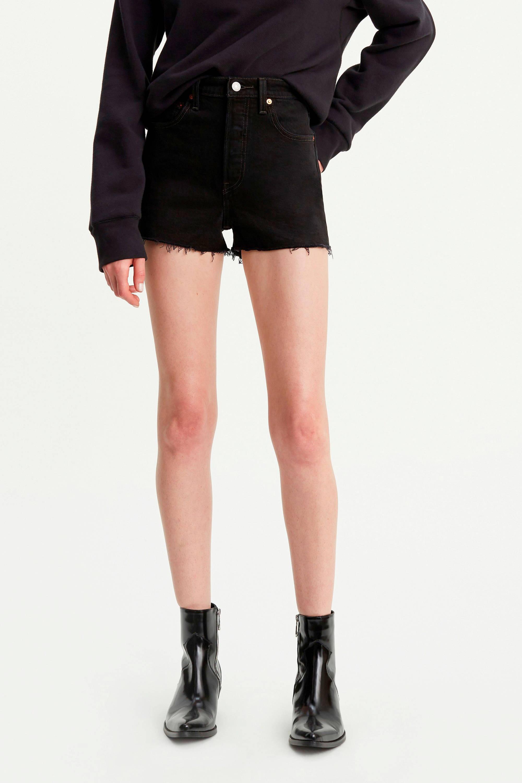 Levi's dames korte broeken bij wehkamp Gratis bezorging