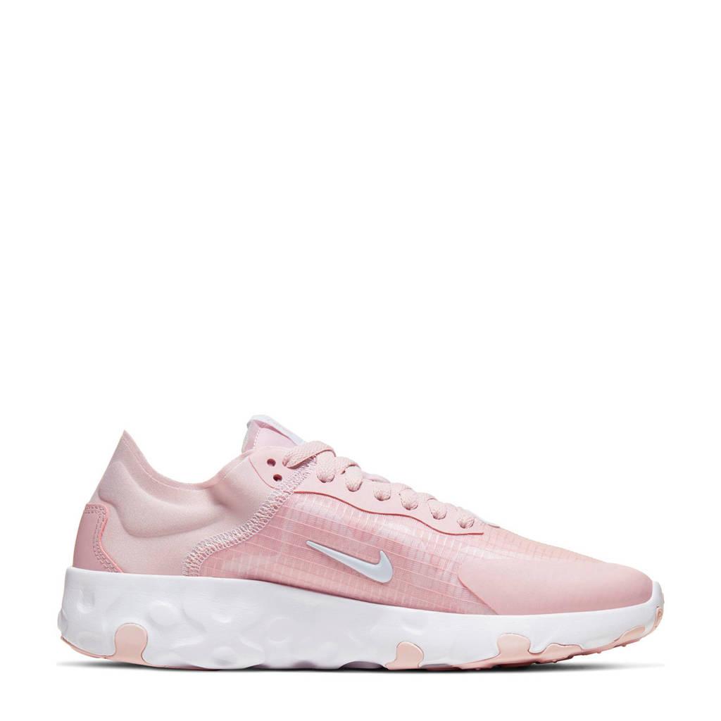 Nike  RENEW LUCENT sneakers roze/wit, Roze/wit