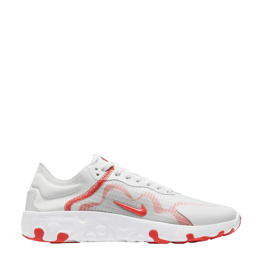 Nike  RENEW LUCENT sneakers roze/rood/wit, Roze/rood