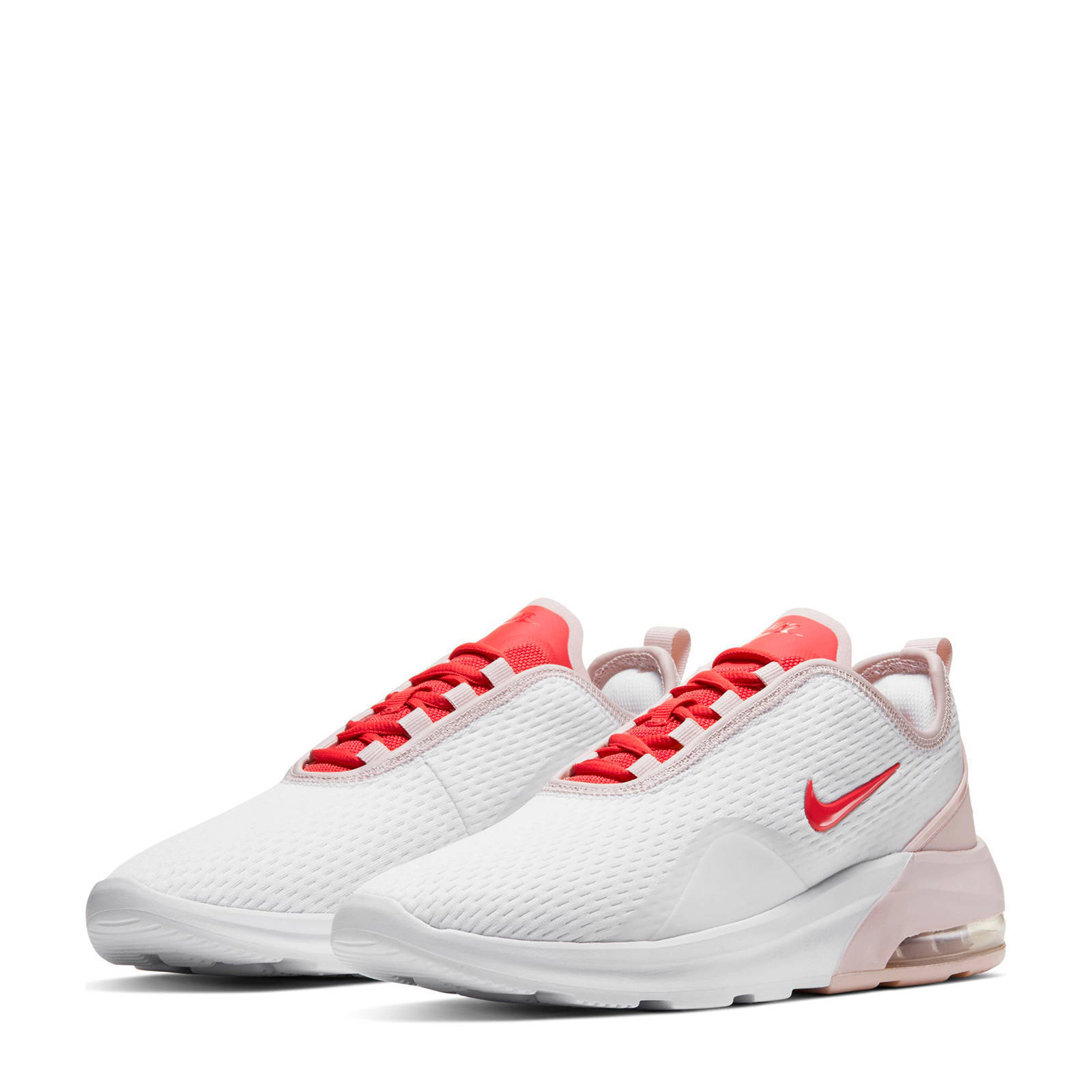 Nike Air Max Motion 2 sneakers witrozerood | wehkamp