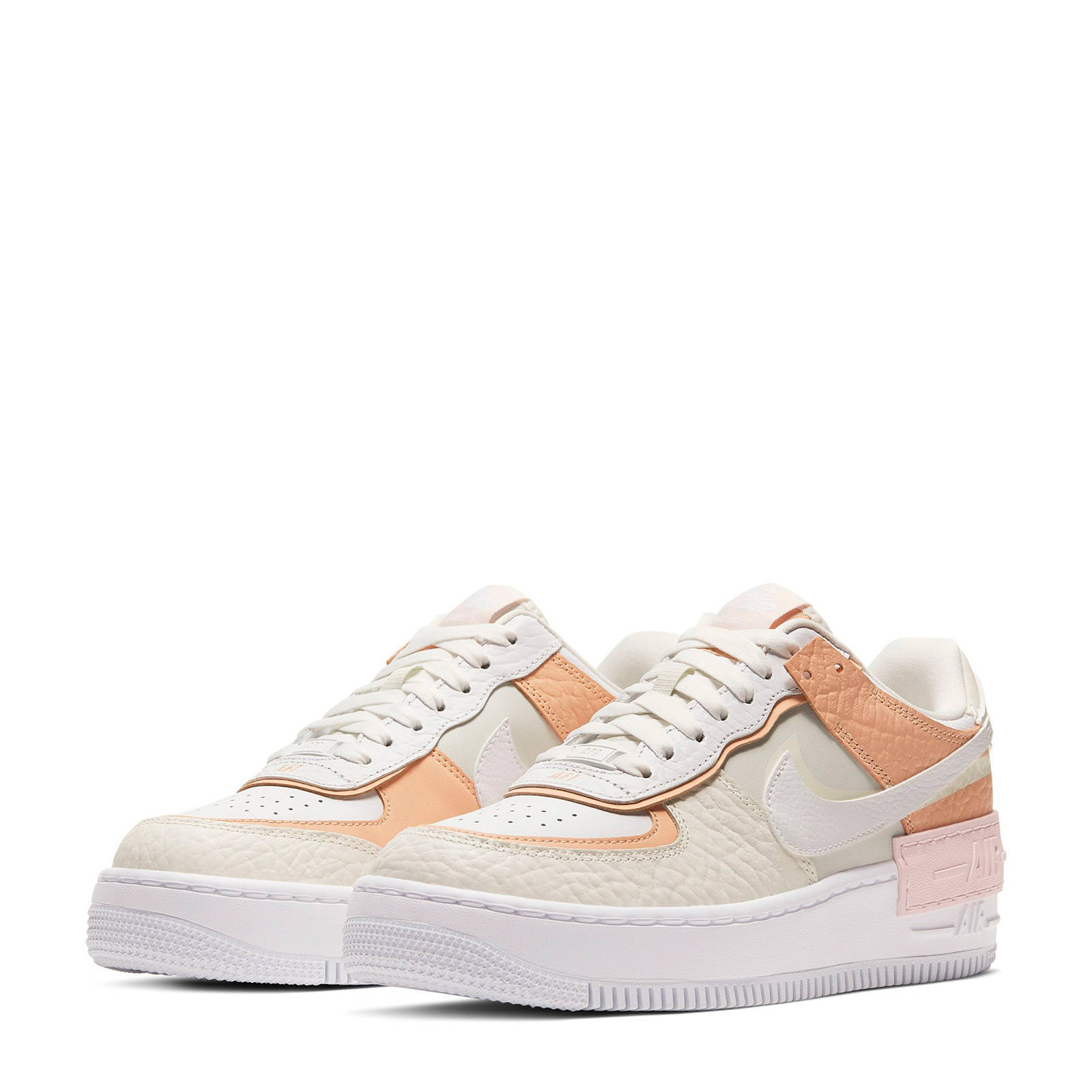 nike air force 1 dames beige