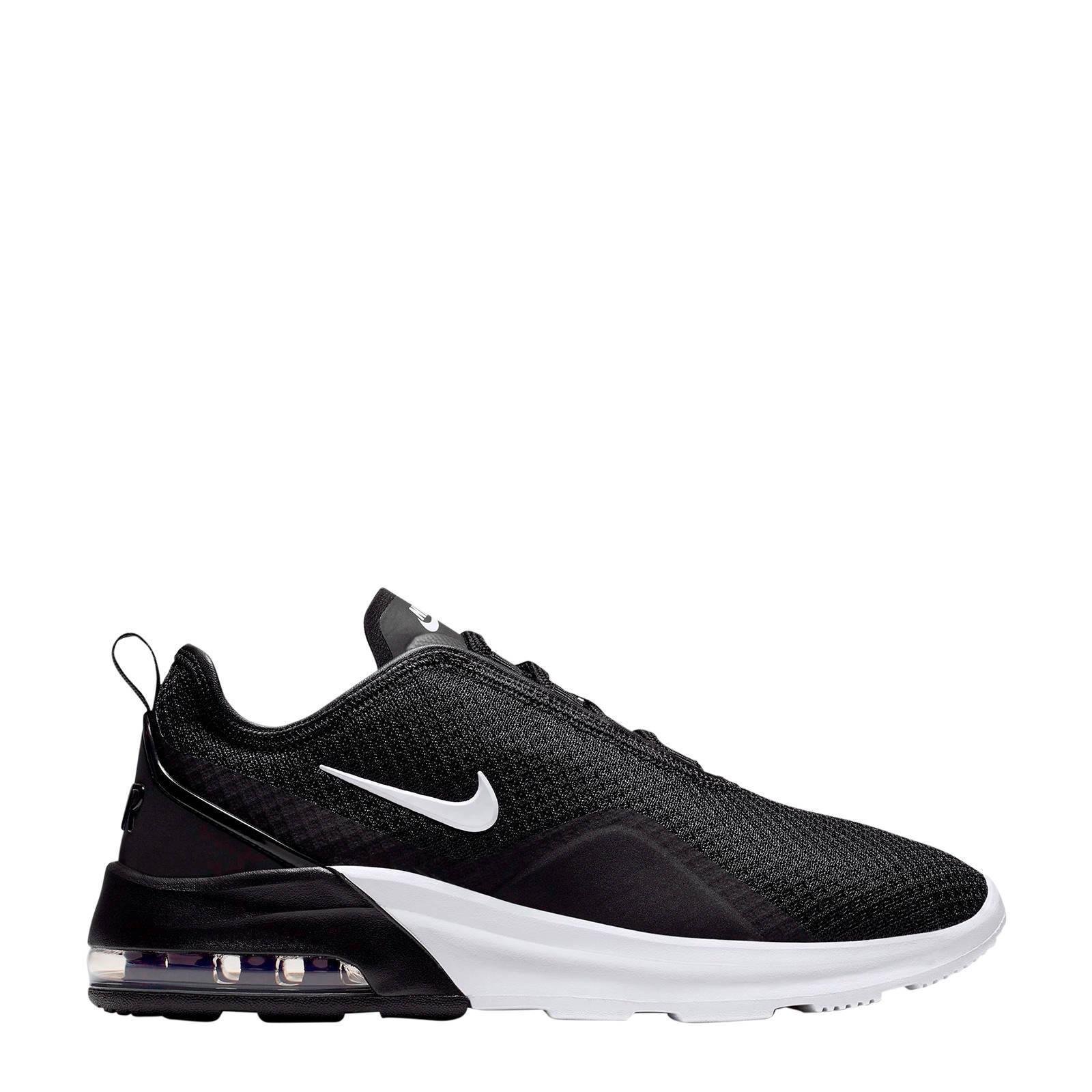 Nike Air Max Motion 2 sneakers zwart/wit   wehkamp