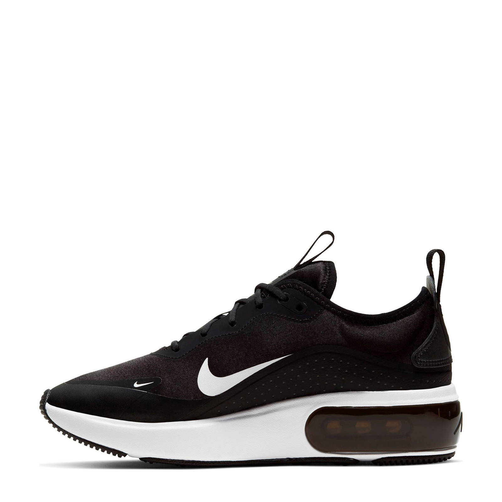 Air Max Dia Icon Clash sneakers zwartwit