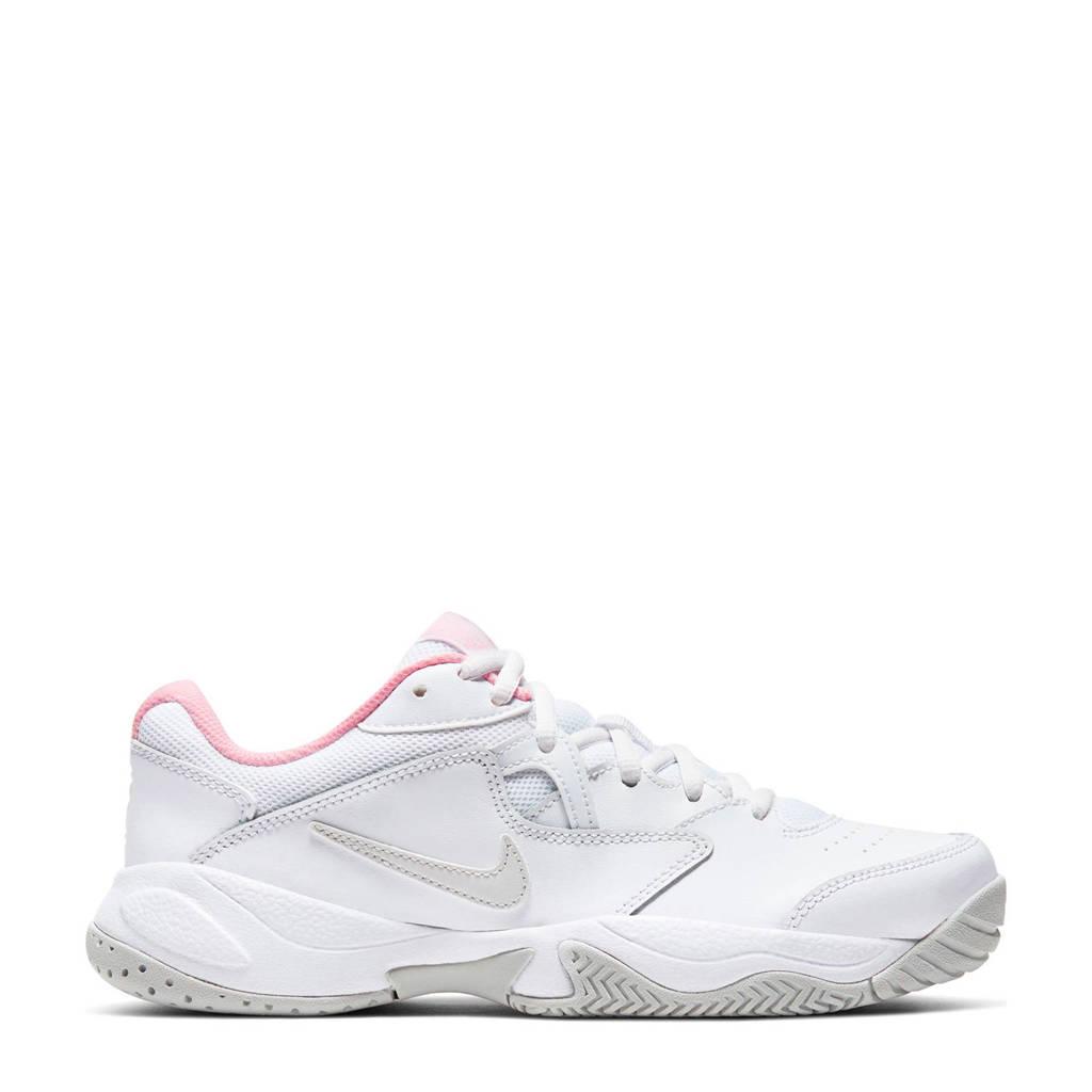 Nike  Court Lite 2 Court Lite 2 tennissschoenen wit/lichtgrijs, Wit/lichtgrijs