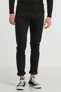 Nudie Jeans slim fit jeans Lean Dean dry ever black, Dry Ever Black