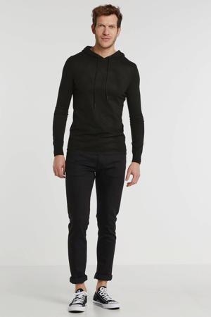 regular fit jeans Lean Dean dry ever black