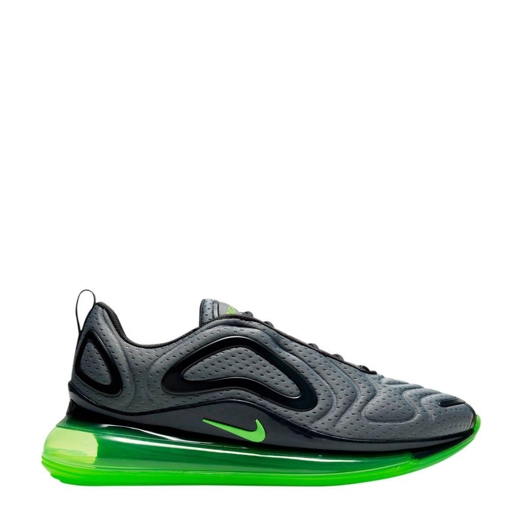 Nike Air Max 720 sneakers grijs/fluor groen/antraciet, grijs/fluor groen/zwart