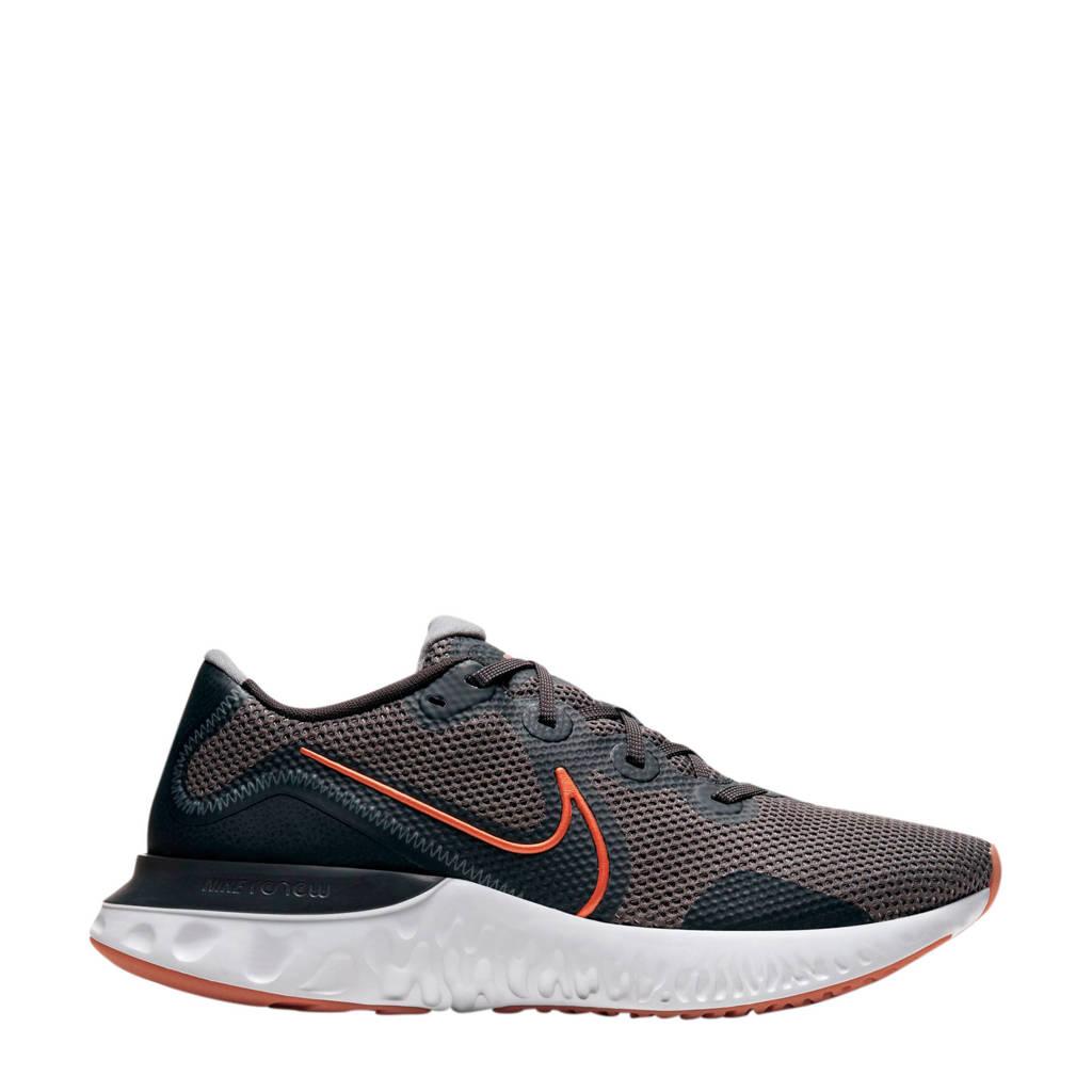 Nike Renew Run  hardloopschoenen grijs/koper, Grijs/koper