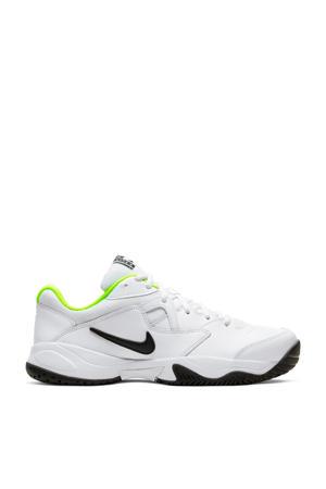Court Lite 2 tennisschoenen wit/zwart