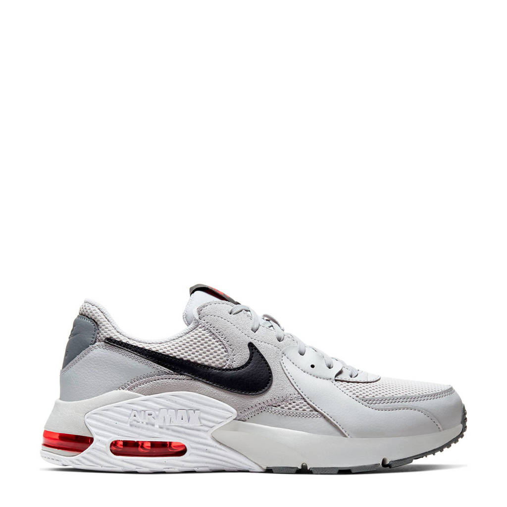 Nike Air Max Excee sneakers wit/lichtgrijs/zwart, Wit/Lichtgrijs/Zwart