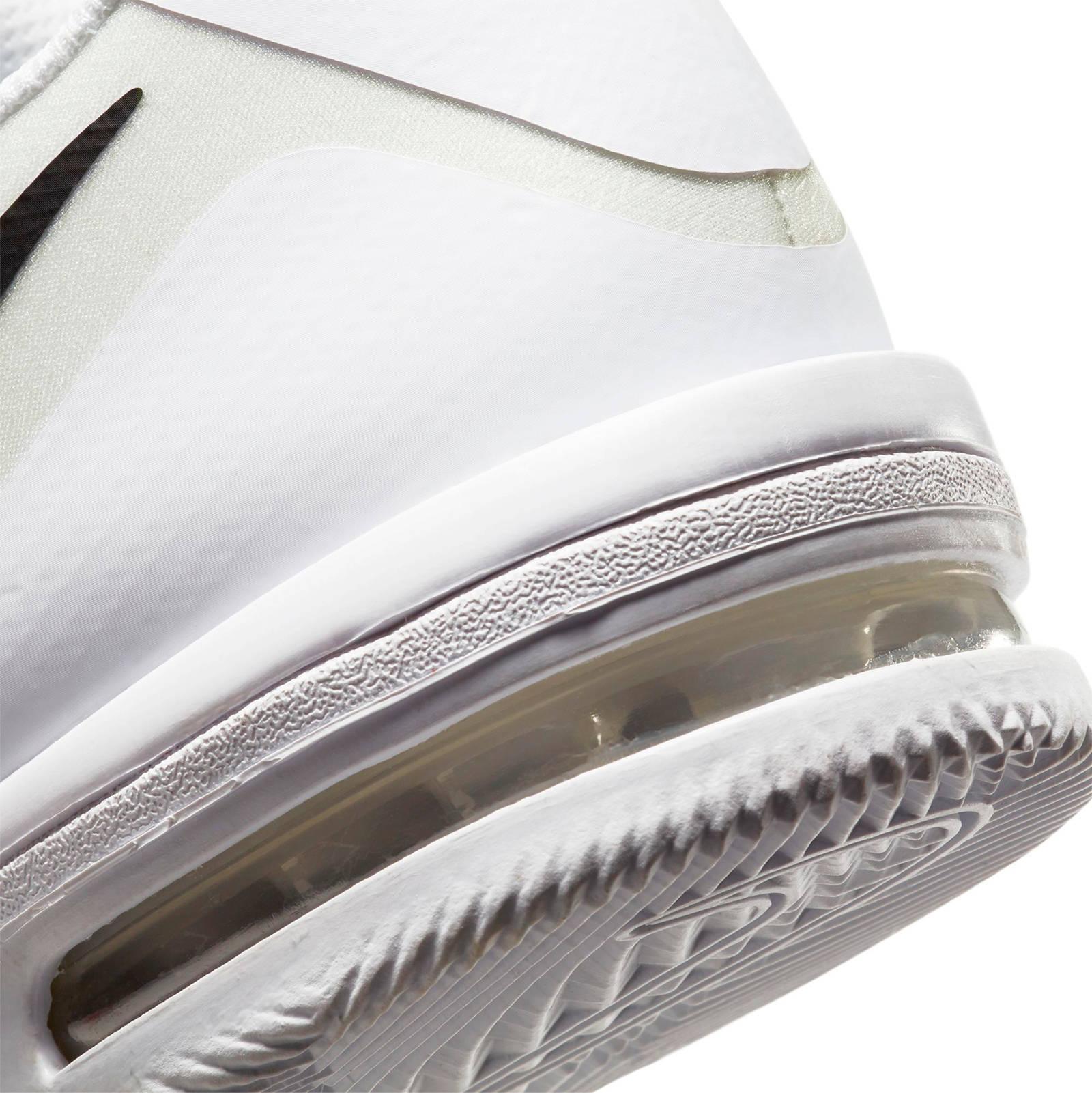 Nike Court Air Max Vapor Wing tennisschoenen witzwart | wehkamp