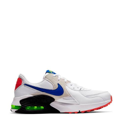Nike Air Max Excee sneakers wit/blauw/groen