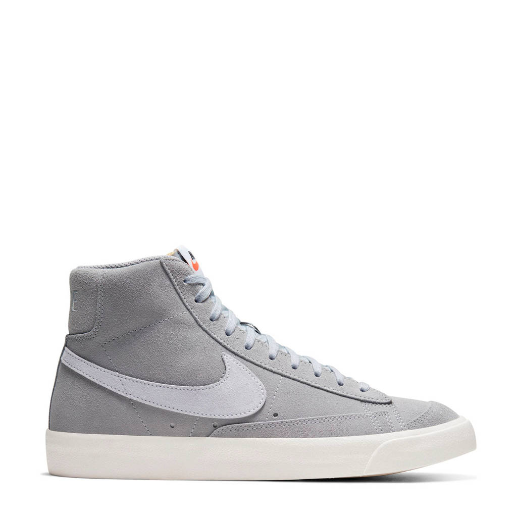 Nike Blazer Mid '77 Vintage sneakers grijs/zilver, Grijs/zilver