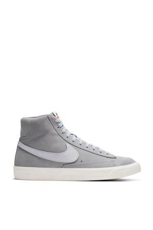 Blazer Mid '77 Vintage sneakers grijs/zilver