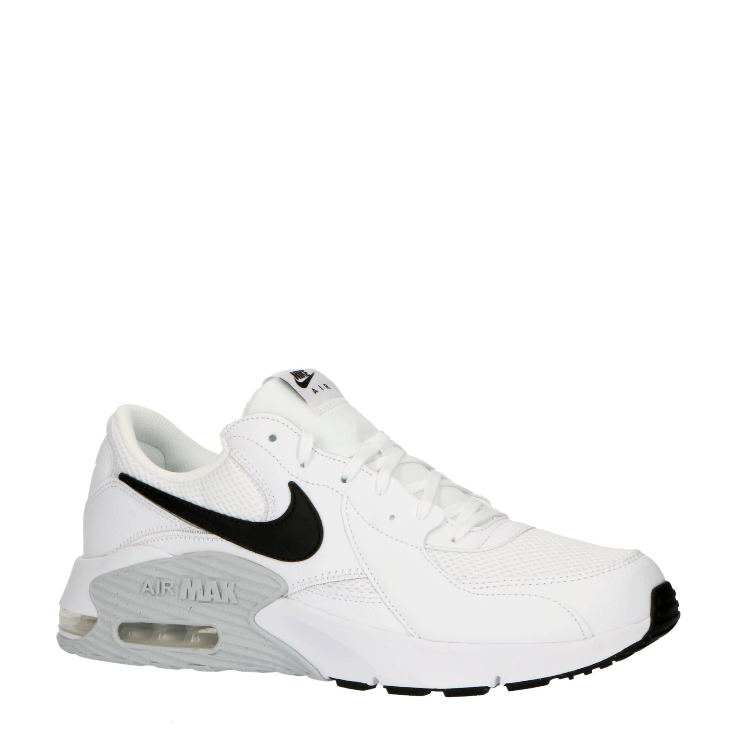 Nike Air Max Excee sneakers witzwartzilver | wehkamp