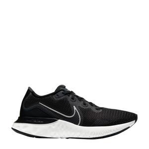 Renew Run  hardloopschoenen zwart/zilver/wit