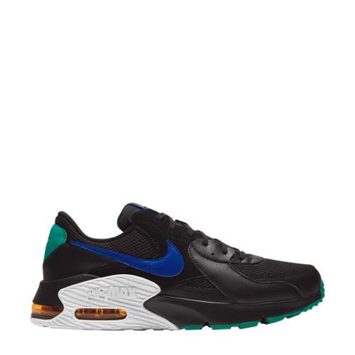 Nike Air Max Excee sneakers zwart/kobaltblauw/groe
