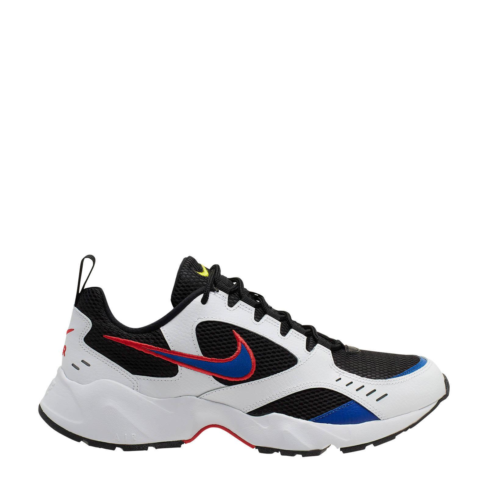 Nike Air Heights sneakers zwartkobaltblauwwit | wehkamp