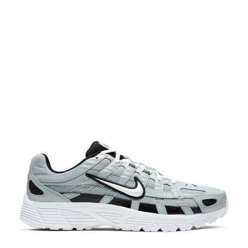 Nike P-6000 sneakers lichtgrijs/grijs/zwart