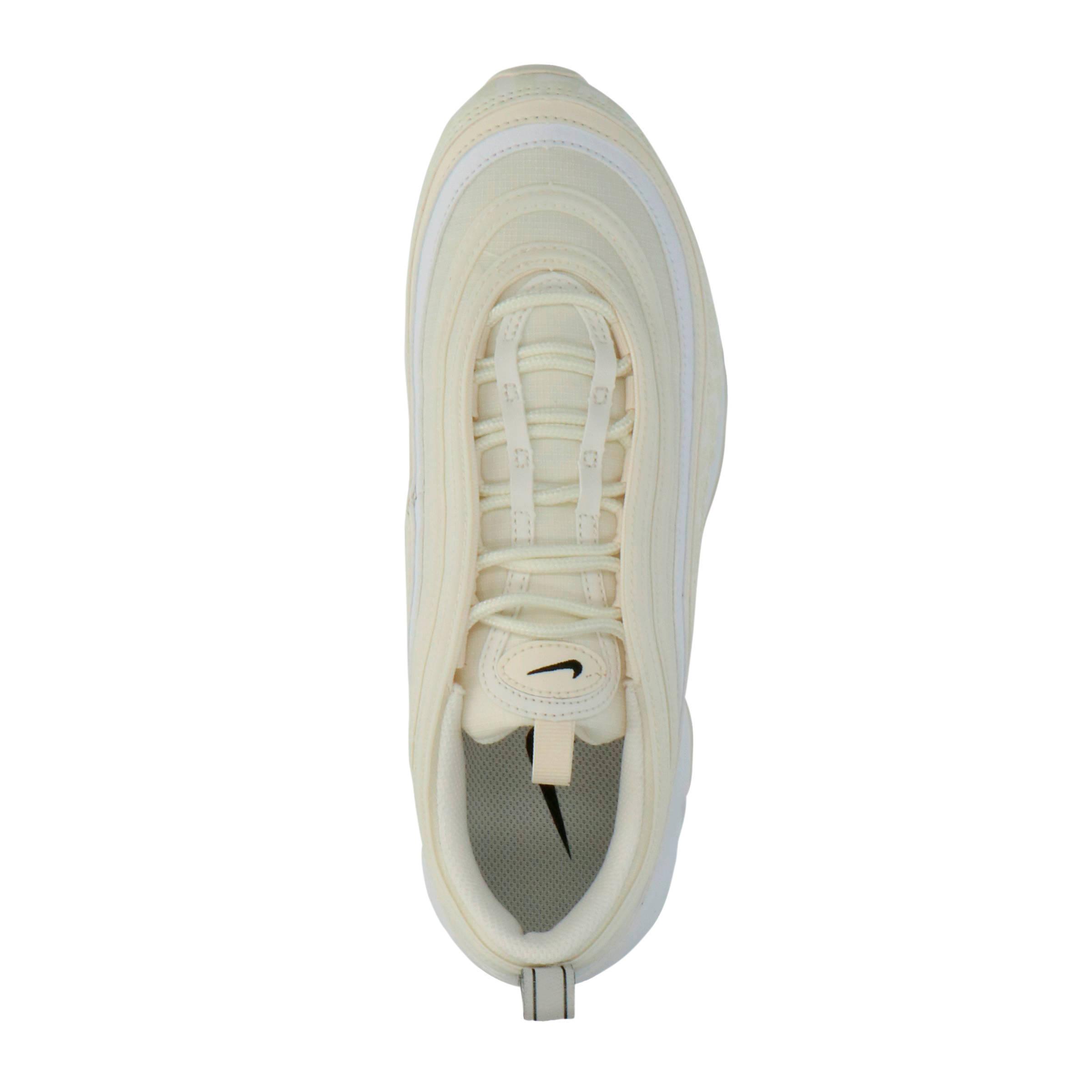 Air Max 97 sneakers ecru
