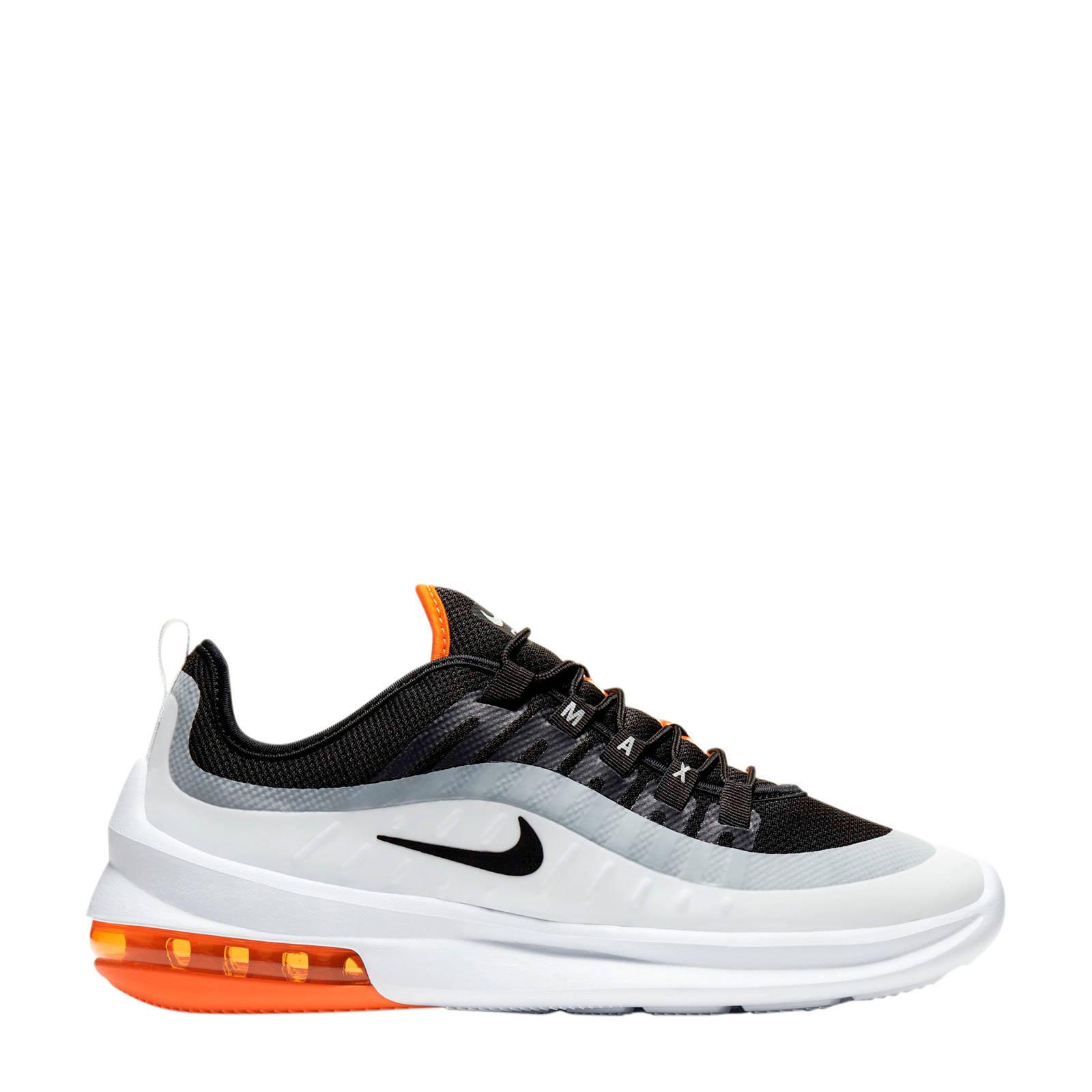 Air Max Axis sneakers zwart/wit/oranje