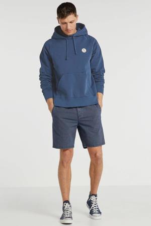 hoodie met logo marine