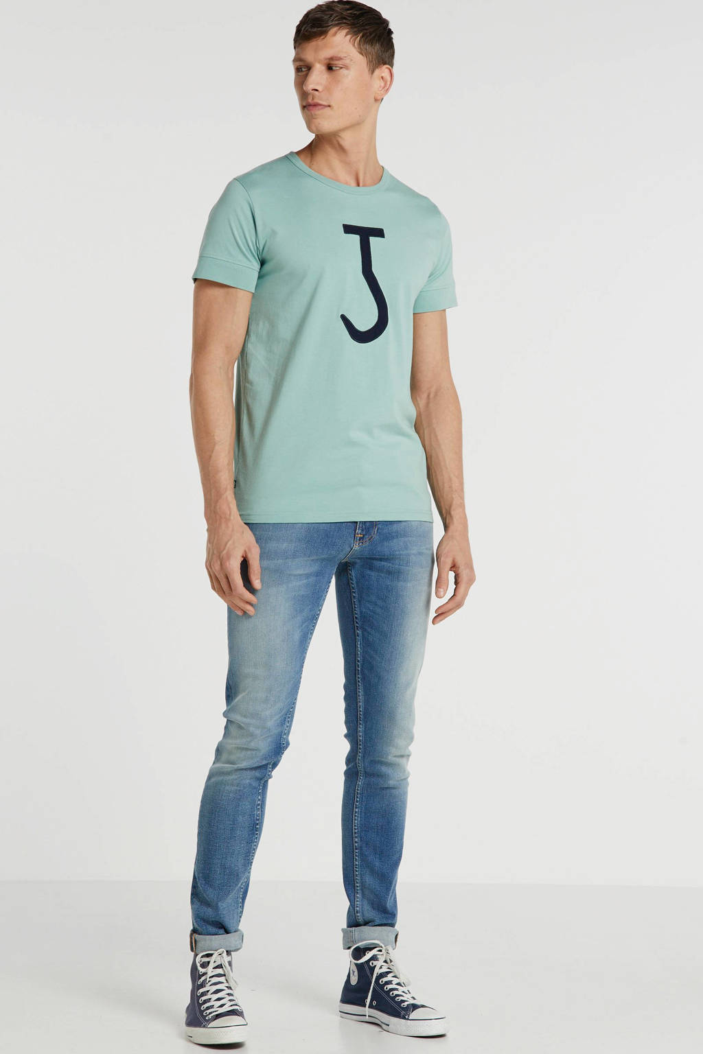 Nudie Jeans slim fit jeans Tight Terry summer dust, Summer Dust