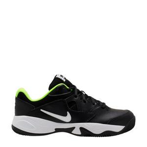 Court Lite 2 tennissschoenen zwart/wit