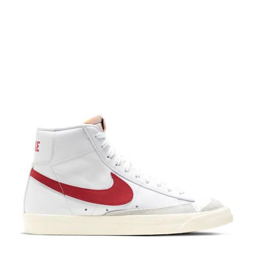 Nike Blazer Mid '77 Vintage sneakers wit/rood