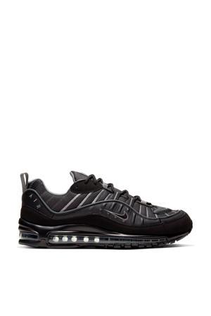 Air Max 98 Premium sneakers zwart/donkergrijs