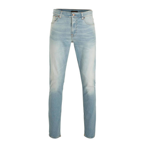Nudie Jeans regular fit jeans grijs