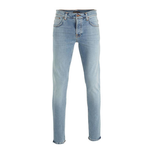 Nudie Jeans regular fit jeans Grim Trim crispy sto