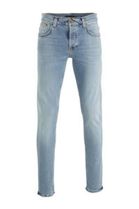 Nudie Jeans regular fit jeans Grim Trim crispy stone, Crispy Stone