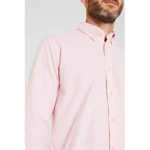 ESPRIT Men Casual slim fit overhemd 03 coral