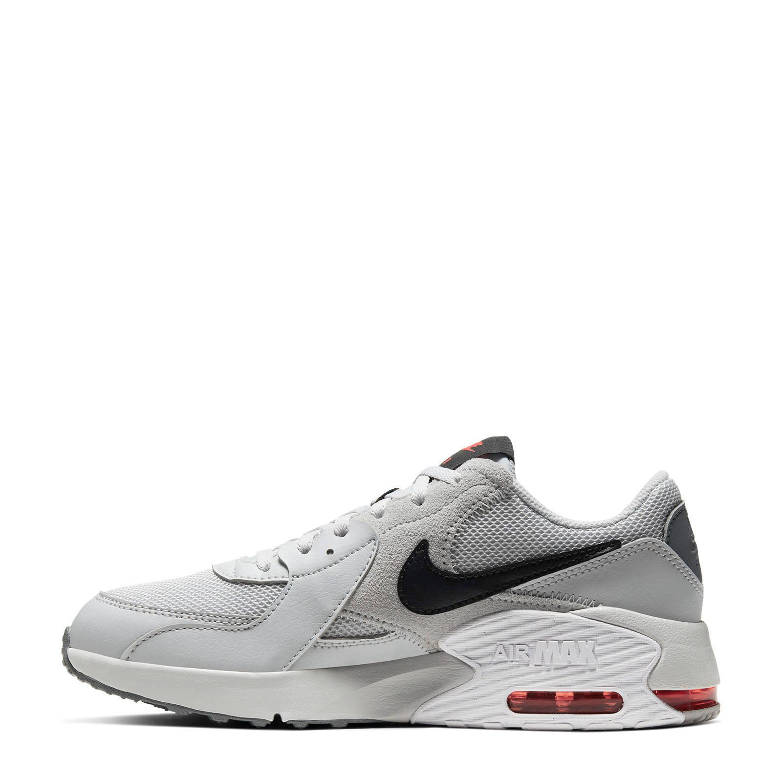 Nike Air Max Excee (GS) sneakers grijszwart | wehkamp