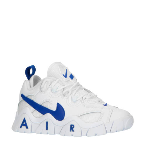 Nike Air Barrage Low (GS) sneakers wit/blauw