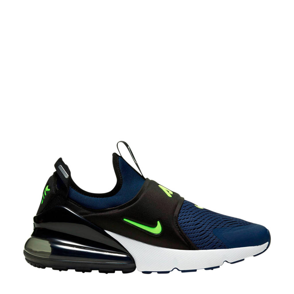 Nike Air Max 270 Extreme (GS) sneakers donkerblauw, Donkerblauw/zwart