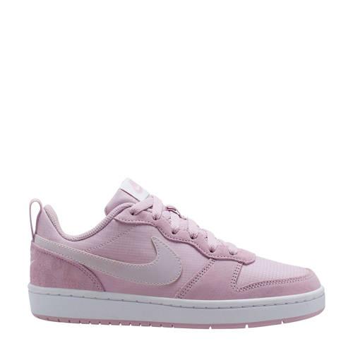 Nike Court Borough Low 2 PE (GS) sneakers lila/roz