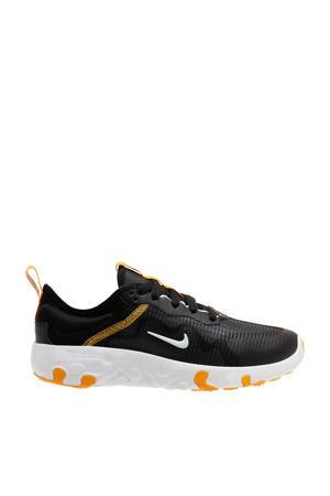 Renew Lucent (GS) sneakers zwart/wit/geel