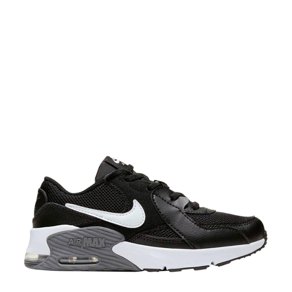 Nike Air Max Excee (PS) sneakers zwart/wit, Zwart/wit/grijs