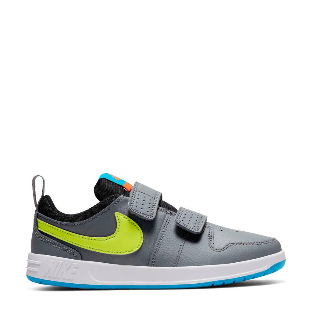 Nike Pico 5  sneakers grijs/geel, Grijs/geel