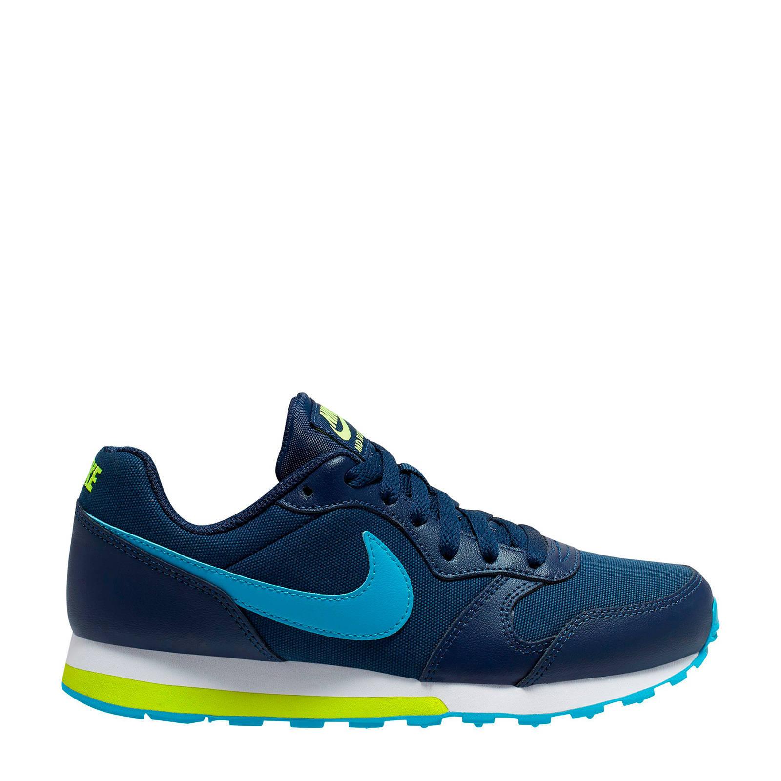 Nike MD Runner 2 (GS) sneakers donkerblauw | wehkamp