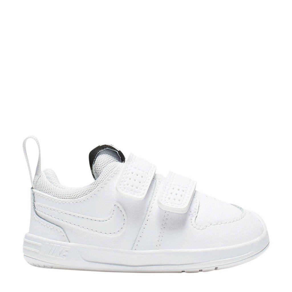 Nike Pico 5 (TDV) sneakers wit, Wit