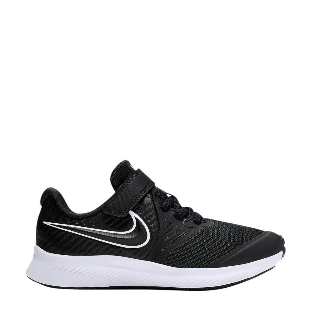 Nike Star Runner 2 (PSV) sneakers zwart/wit, Zwart/wit