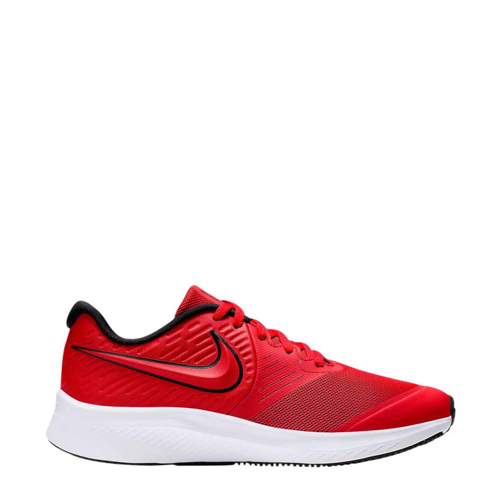 Nike Star Runner 2 (GS) sneakers rood, Rood/zwart