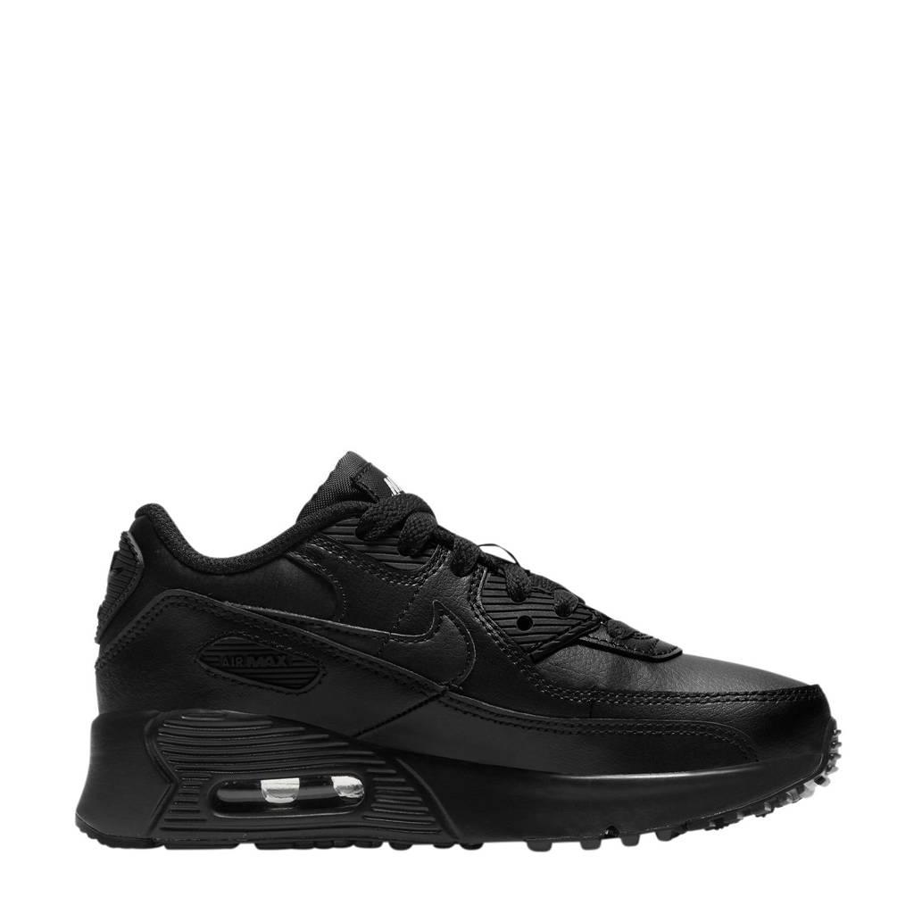 Nike Air Max 90 Ltr sneakers zwart/wit, Zwart