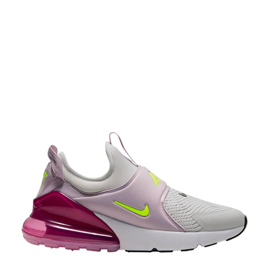 Nike Air Max 270 Extreme (GS) sneakers grijs/roze, Grijs/roze