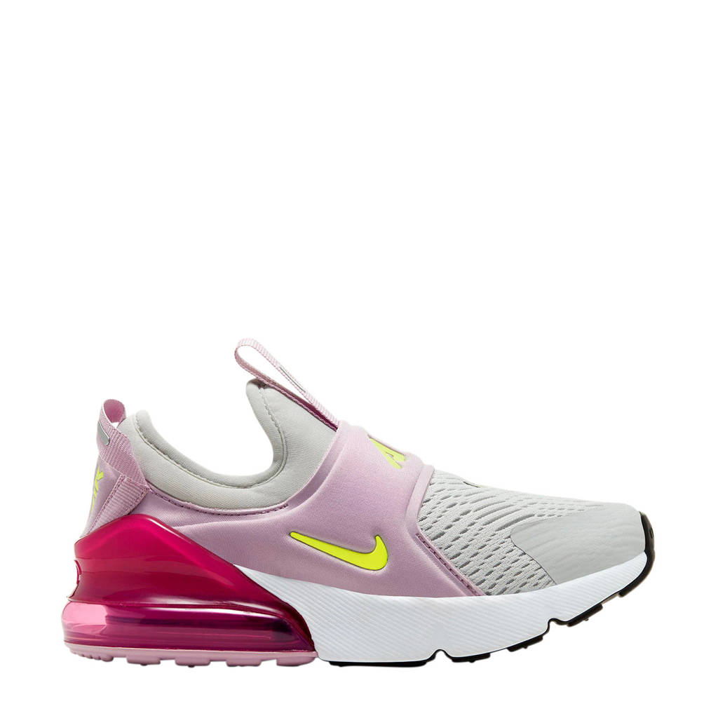 Nike Air Max 270 Extreme (PS) sneakers roze/beige, Roze/Beige/Geel