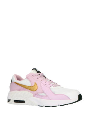 Air Max Excee (GS) sneakers lila/wit/goud