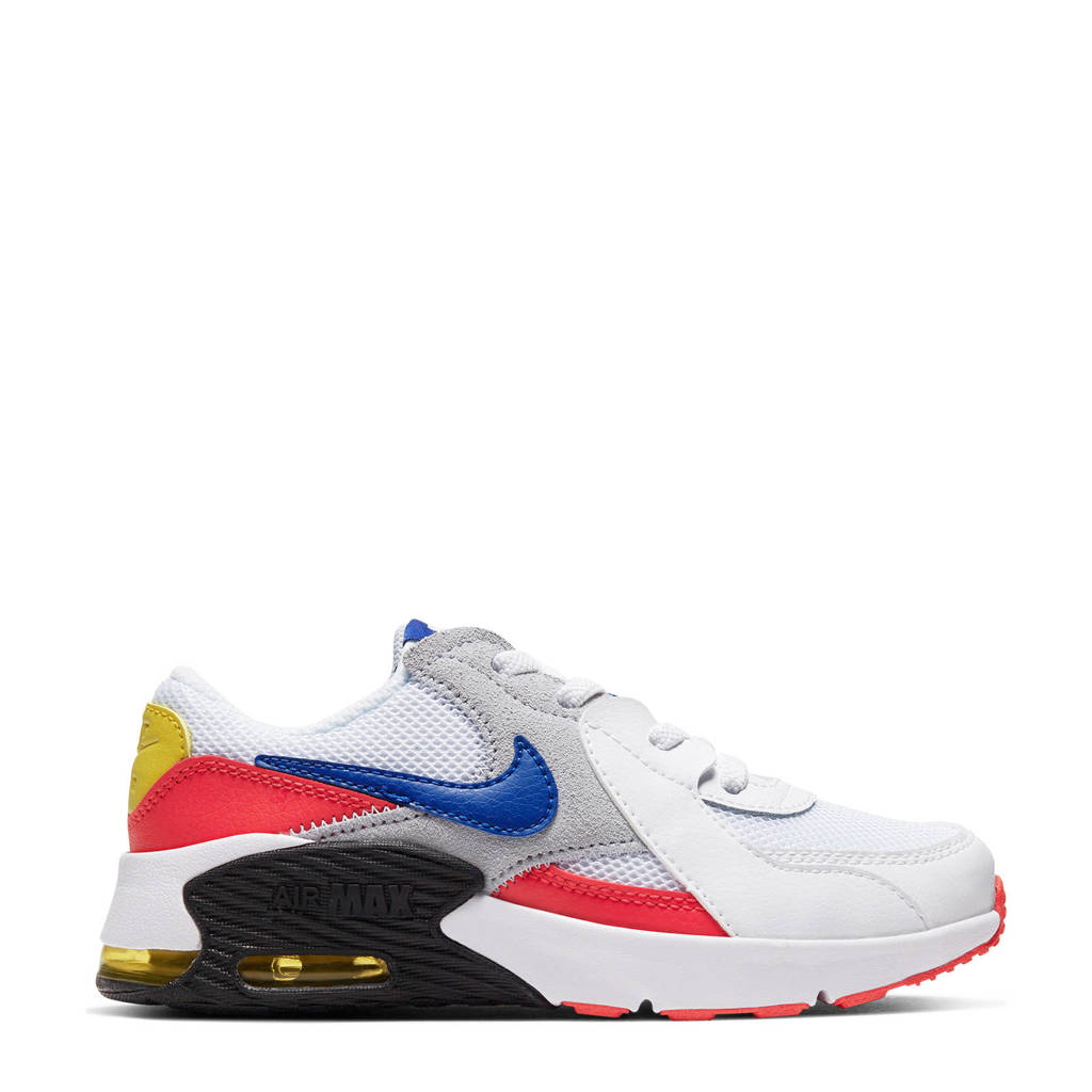 Nike Air Max Excee (PS) sneakers wit/multi, Wit/multi